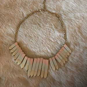 BaubleBar Collar Length Necklace (NWOT)